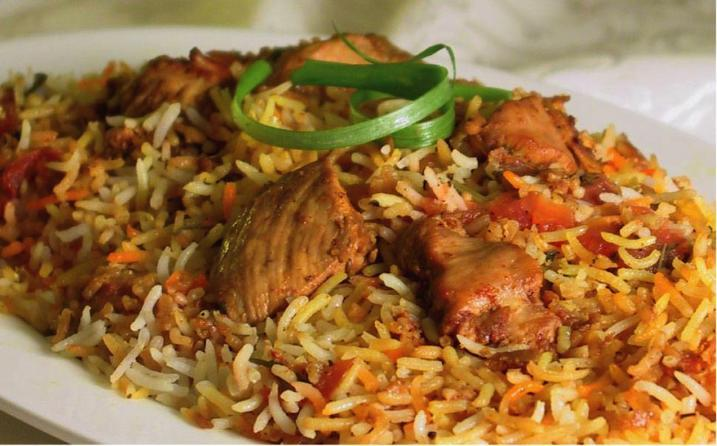 Info Resep Masakan India Vegetable Biryani