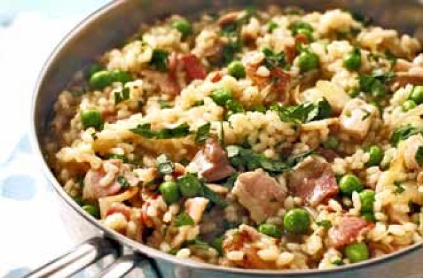 Info Resep Membuat Risotto With Smoke Beff