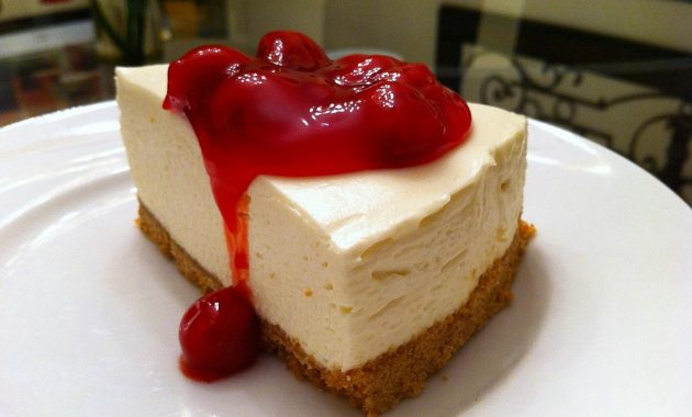Bahan Resep Membuat Cheese Cake