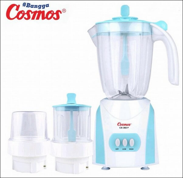 review harga blender